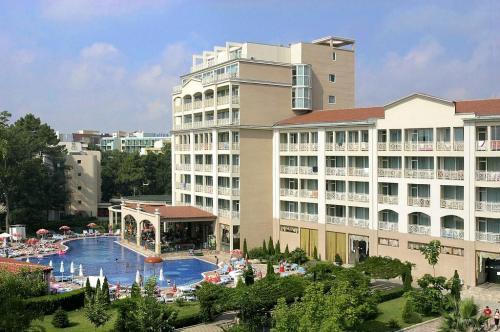 хотел Алба Слънчев бряг