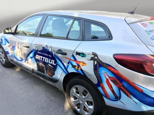 Автомобили Rittbul